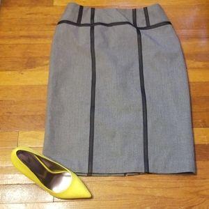 Worthington Black & White Skirt